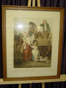 antique-frame-print-cries-of-london-plate-7-aa106-1