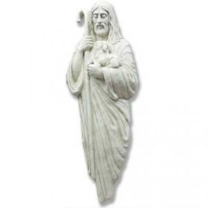 jesus-statues-for-sale-good-shepard-with-lamb-relief-stat0374-1